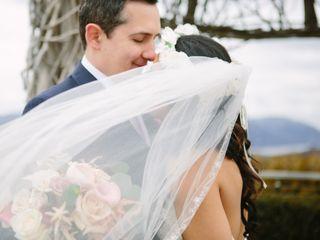 David and Julie's Wedding in Garrison, New York 12