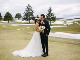 David and Julie's Wedding in Garrison, New York 14