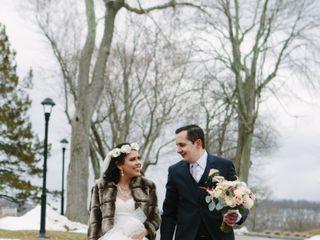 David and Julie's Wedding in Garrison, New York 16