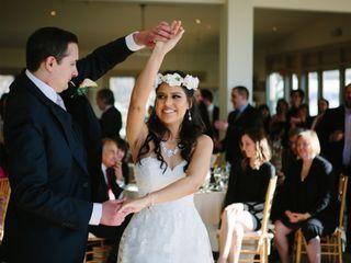 David and Julie's Wedding in Garrison, New York 21