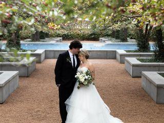 The wedding of Katie and Brandon