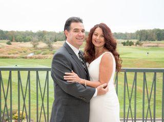 The wedding of Renee and Mark