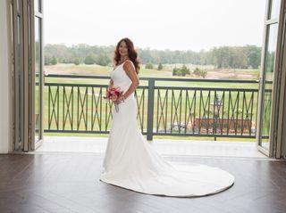 The wedding of Renee and Mark  1