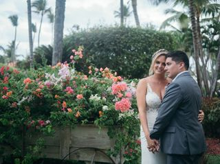 The wedding of Natasha and Franco