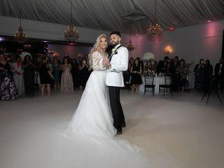 The wedding of Katherine and Jorge 1