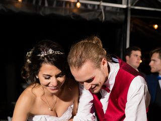 The wedding of Gabriela and Steven 2