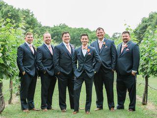 Jillian and Brady's Wedding in McKinney, Texas 7