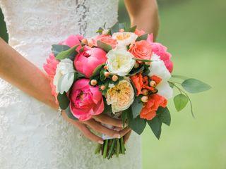 Jillian and Brady's Wedding in McKinney, Texas 5