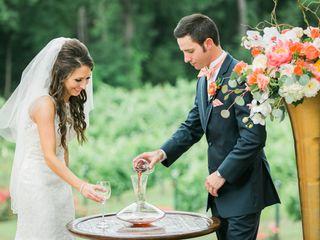 Jillian and Brady's Wedding in McKinney, Texas 11