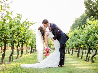 Jillian and Brady's Wedding in McKinney, Texas 13