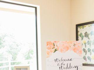 Jillian and Brady's Wedding in McKinney, Texas 14