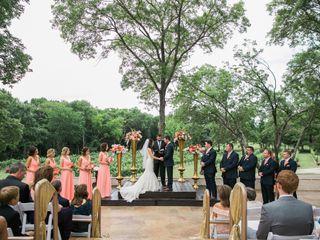 Jillian and Brady's Wedding in McKinney, Texas 10