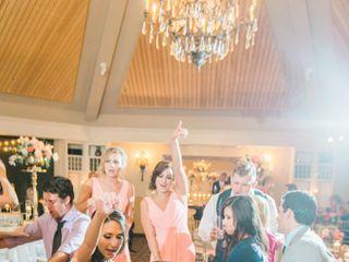 Jillian and Brady's Wedding in McKinney, Texas 26