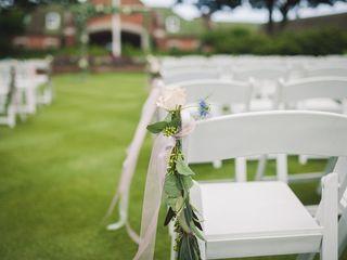 The wedding of Richard and Alison 2