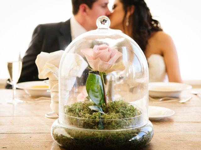 David and Julie's Wedding in Garrison, New York 1