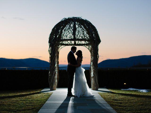 David and Julie's Wedding in Garrison, New York 2