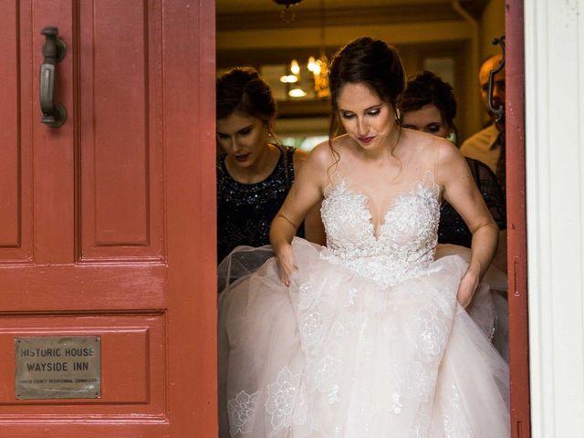 Chris and Megan's Wedding in Ellicott City, Maryland 12