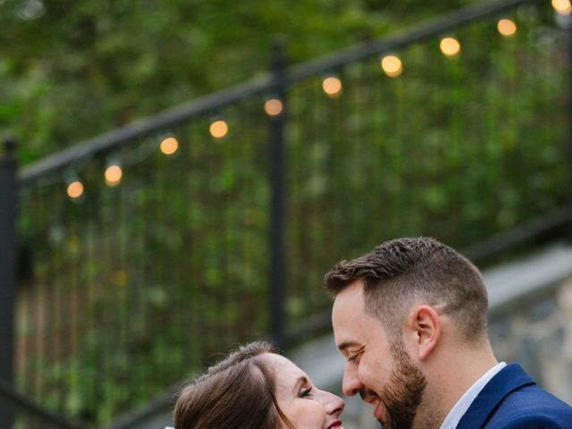 Chris and Megan's Wedding in Ellicott City, Maryland 9
