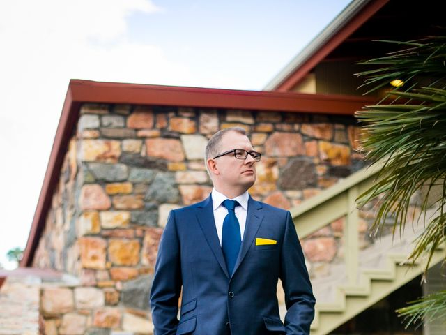 Seth and Melissa's Wedding in Palm Springs, California 5