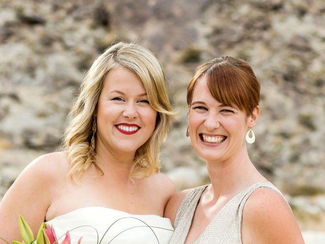 Seth and Melissa's Wedding in Palm Springs, California 10