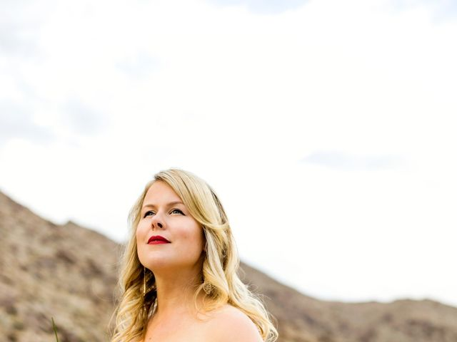 Seth and Melissa's Wedding in Palm Springs, California 11
