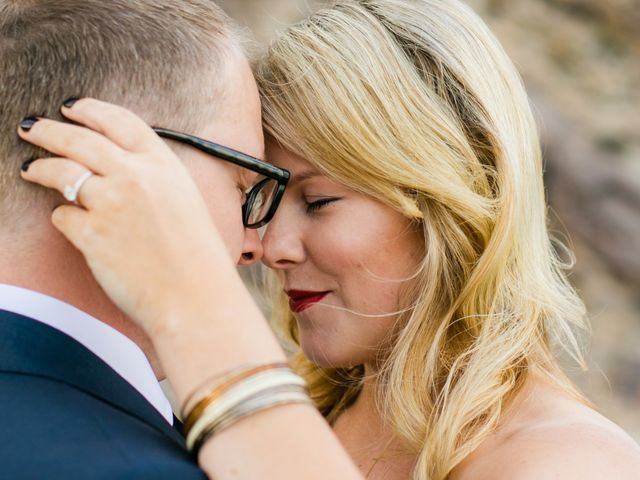 Seth and Melissa's Wedding in Palm Springs, California 14