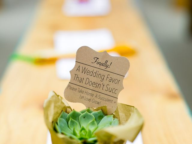 Seth and Melissa's Wedding in Palm Springs, California 20