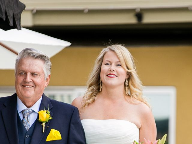 Seth and Melissa's Wedding in Palm Springs, California 25