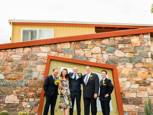 Seth and Melissa's Wedding in Palm Springs, California 34