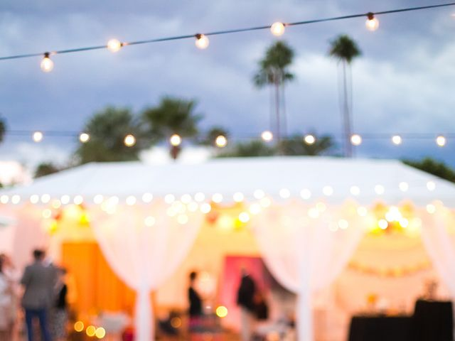 Seth and Melissa's Wedding in Palm Springs, California 47