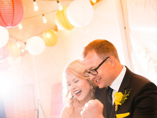 Seth and Melissa's Wedding in Palm Springs, California 57