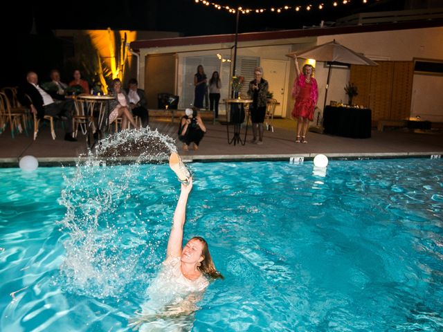 Seth and Melissa's Wedding in Palm Springs, California 59