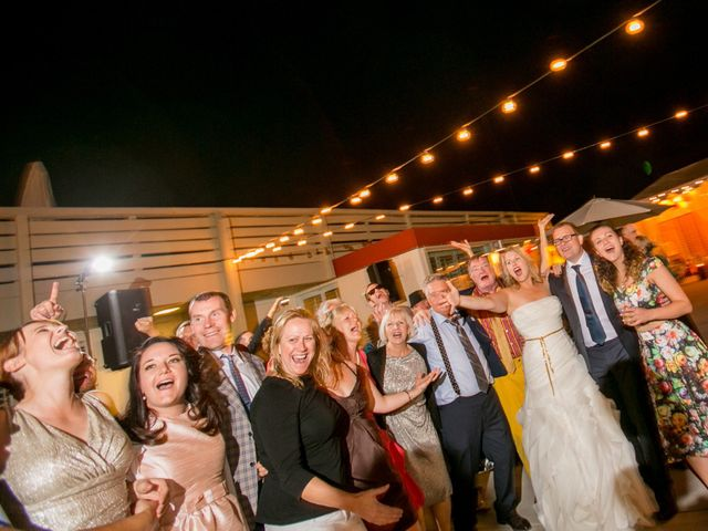 Seth and Melissa's Wedding in Palm Springs, California 62