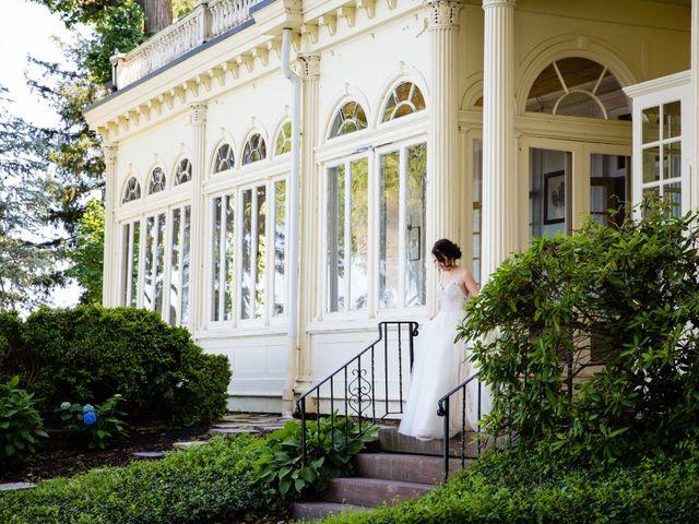 Patrick and Alison's Wedding in Philadelphia, Pennsylvania 9
