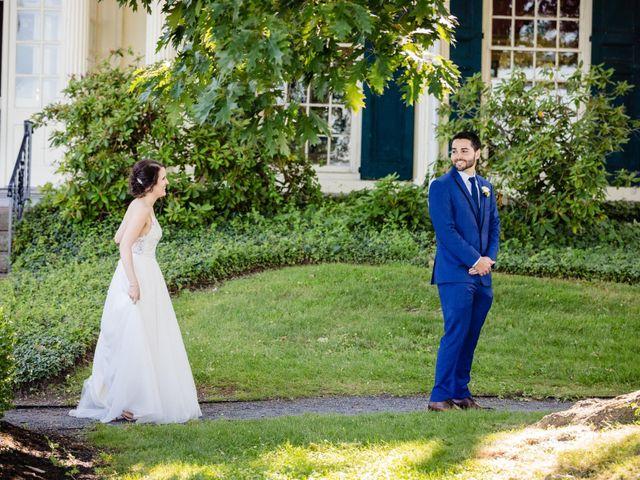 Patrick and Alison's Wedding in Philadelphia, Pennsylvania 10