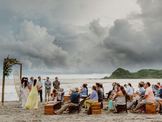 Abril and Aram's Wedding in Guanacaste, Costa Rica 2