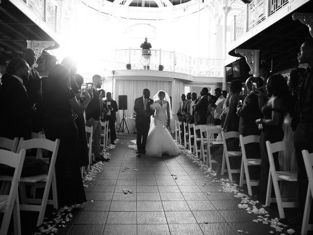 Edert and Rika's Wedding in Orlando, Florida 4
