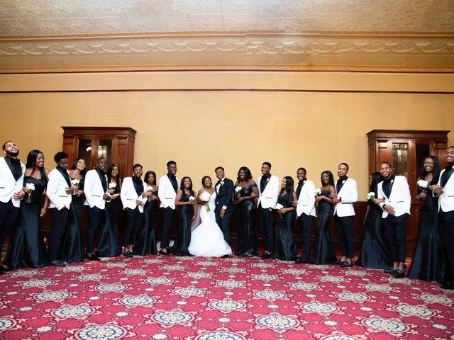 Edert and Rika's Wedding in Orlando, Florida 6