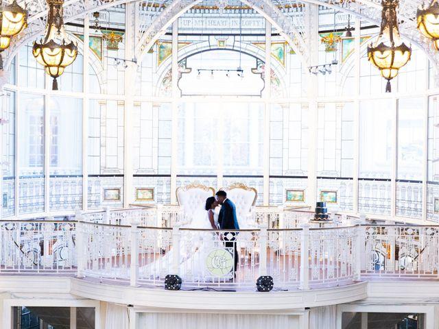 Edert and Rika's Wedding in Orlando, Florida 1