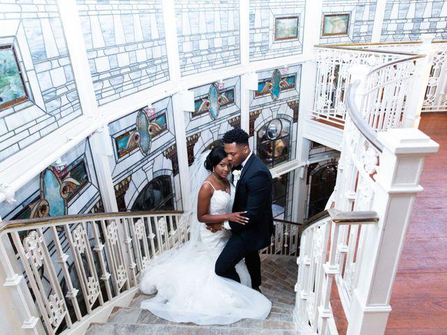 Edert and Rika's Wedding in Orlando, Florida 7