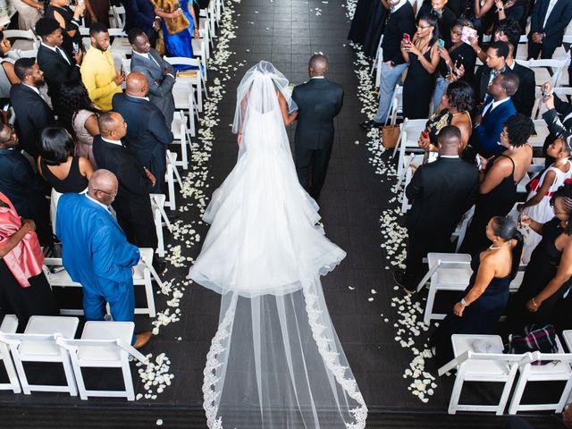 Edert and Rika's Wedding in Orlando, Florida 20