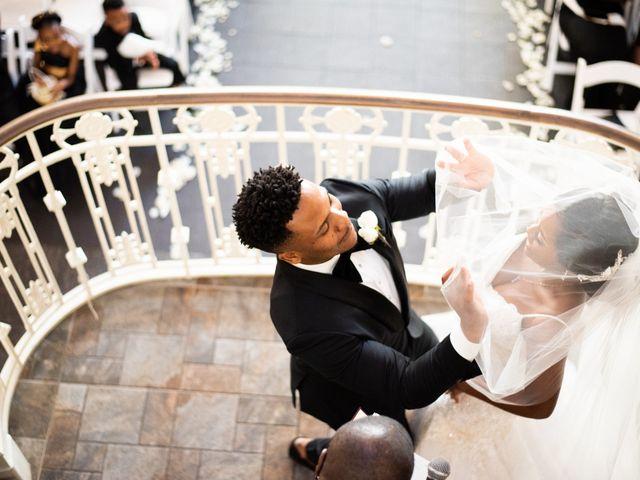 Edert and Rika's Wedding in Orlando, Florida 21