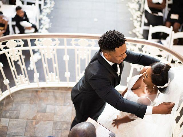 Edert and Rika's Wedding in Orlando, Florida 22