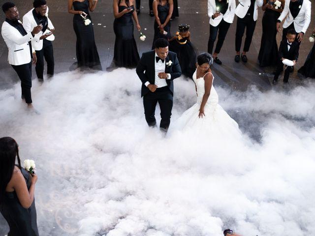Edert and Rika's Wedding in Orlando, Florida 26
