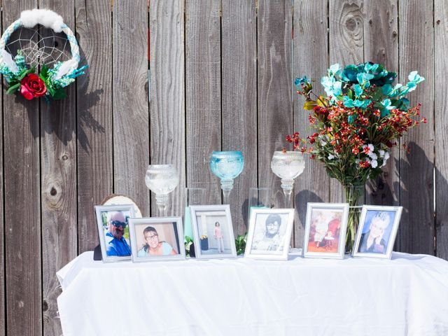 Leah and Cory's Wedding in Ceres, California 3