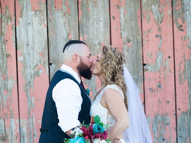 Leah and Cory's Wedding in Ceres, California 1