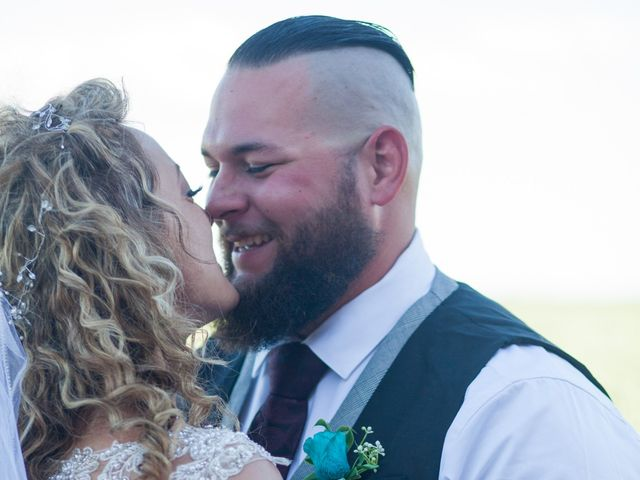 Leah and Cory's Wedding in Ceres, California 9