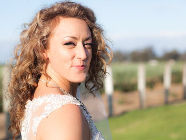 Leah and Cory's Wedding in Ceres, California 10