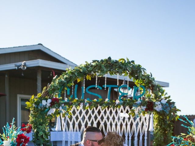 Leah and Cory's Wedding in Ceres, California 11