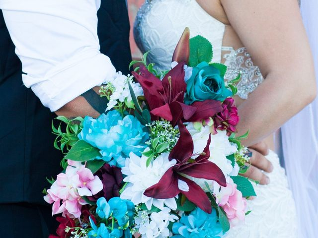 Leah and Cory's Wedding in Ceres, California 14